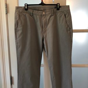 Bonobos gray pants